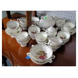 25 Pieces Wedgwood China