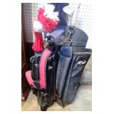 Golf Bags & Misc. Clubs