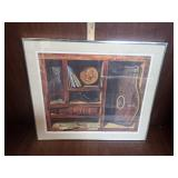 Howard Mueller Framed Print