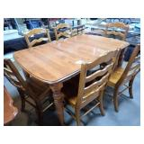 Kitchen Table w/6Chairs
