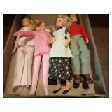 Small Barbie Style Dolls