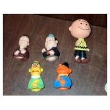 Finger & Hand Puppets