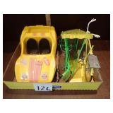 Barbie Car & Bikes