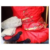 Cardinal Twin Comforter