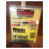 42 pc. Power & Hand Screwdriver Bit Set - New