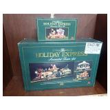 Holiday Express Animated Train Set