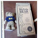 Boyds Bear & Michigan Bear