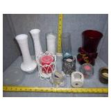 Vases & Candle Holders