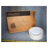 Pamper Chief Cool & Server Tray & Dessert Plates
