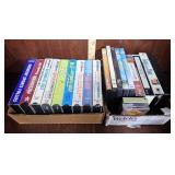 VHS & DVD