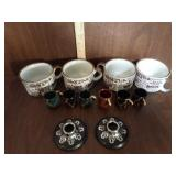 Soup Cups, Mini Mugs, Candle Holders