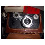 Argus Camera, Flash