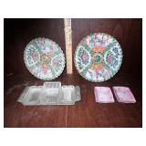 Decortive Plates, Dresser Set, Ring Holders