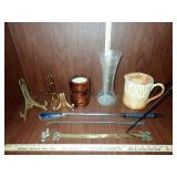 Vase, Small Easels, Pitcher, Music Stand & more