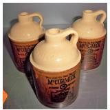 McCormick Mini Stoneware Jugs