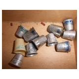 Thimbles, Famas Barr Pin Cushion