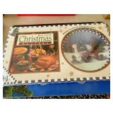 Holiday Cookbook, Serving Plate