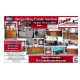 Borgerding Estate Auction