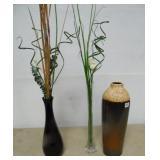 3 - Vases