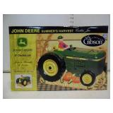 John Deere Summer Harvest Cookie Jar