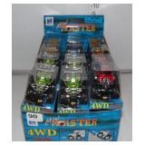 24 - New 4WD Mini Monsters