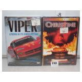 Christine & Viper DVD