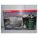 Brinkmann Stainless Steel Camping Stove - New