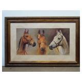 We Three Kings by SL Crawford Art Print
