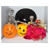 Halloween Costume & Decorations