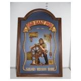 Old Salty Dog & Knot Shadow Box