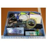 Drawer of Office Supplies