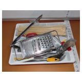 Flatware, Meat Therometers & Kitchen Utensils