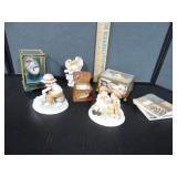 Figurine, Coasters & More