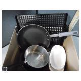 Pot, Pans, Dishes