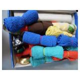 Wash Clothes, Napkin Holders & More