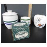 Potpourri Pot, Vase, Cookie Jar