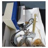 Letter Openers, Neck Bolo Ties, Hand Cuffs & More