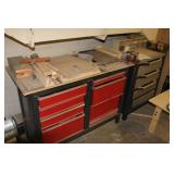 Nice tool chests incl. Craftsman