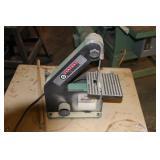 """Central Machinery 1"""" Belt Sander Model 60543"""