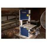 "Rikon Model 10-305 10"" Band Saw with Fence"