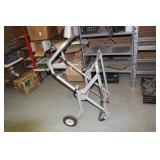 Bosch miter saw rolling cart
