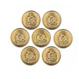 #67 Back of the 7 Gold Coins