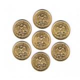 #68 Back of the 7 Gold Coins
