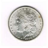 #76 1900- O/CC Morgan Silver Dollar