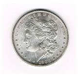 #77 1900- O/CC Morgan Silver Dollar