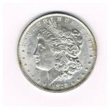 #78 1878 Eight Tail Morgan Silver Dollar