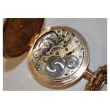 #178 Inside- of Pocket-watch