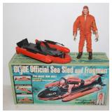 Official Sea Sled and Frogman