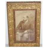 King Albert Edward VII of Great Britain signed photo
