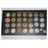 Tokens, Coins, Metals, etc.